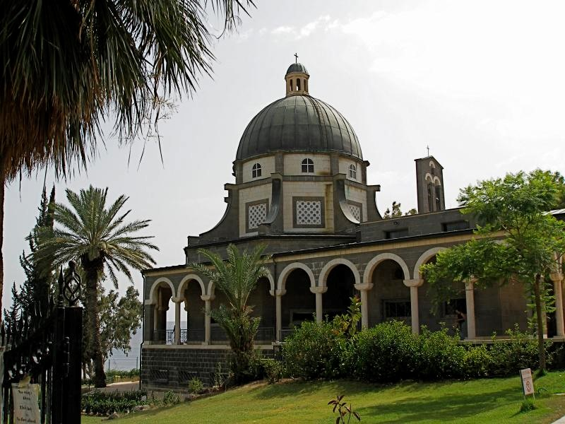 Mount of Beatitudes « See The Holy Land